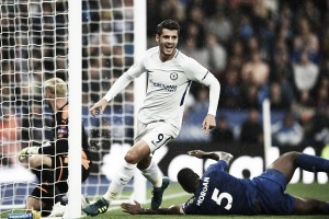 Resumen Chelsea 6-0 Qarabag en Champions League 2017