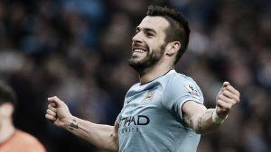 """Negredo: """"No quiero salir del Manchester City"""""""