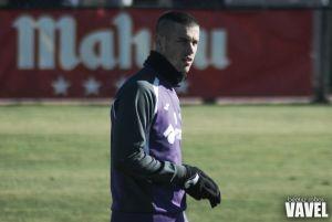 """Álvaro Vázquez: """"En el partido frente al Rayo, Contra estará en el banquillo"""""""