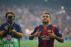 """Alves: """"Vivo mi profesión con mucha intensidad"""""""