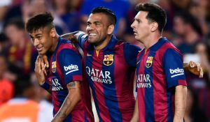 Il Barcellona vicino all'addio di Dani Alves e di Qatar Airways?