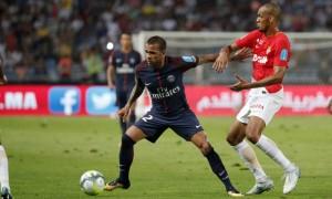 Premier titre de la saison pour le PSG