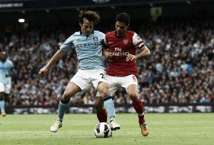 Arsenal - Manchester City: Jabugo para abrir boca
