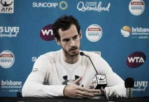 """Atp, Andy Murray operato all'anca: """"Spero di rientrare per Wimbledon"""""""