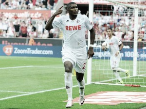 1. FC Köln 2-0 SV Darmstadt 98: Risse and Modeste ensure Billy Goats open with a win