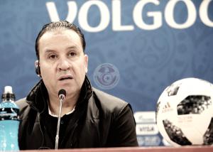 """Nabil Maâloul: """"Tenemos mucha presión a nuestras espaldas"""""""