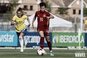 Amanda Sampedro: ''Volveremos con fuerza para luchar por estar en el Mundial''