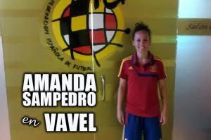 Conociendo a: Amanda Sampedro