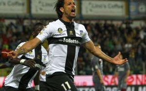Amauri lleva al Parma a Europa