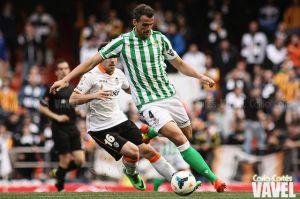 """Antonio Amaya: """"Me quiero quedar en el Betis"""""""