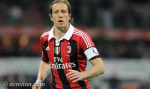 Ambrosini al rientro contro la Juventus