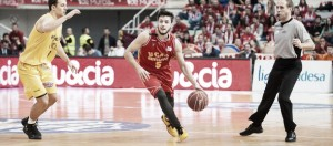 """Martín: """"Fotis Katsikaris está teniendo confianza en mí"""""""