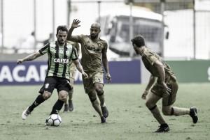 América-MG aproveita falhas do Sport e estreia no Brasileirão com goleada