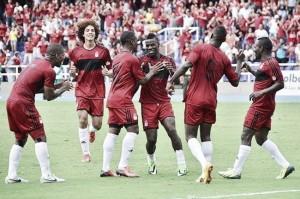 Resultado: América de Cali vs Bogotá FC por Torneo Águila (4-2)