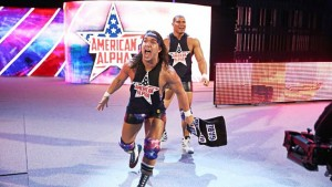 Chad Gable on the 'insane' British WWE Crowd