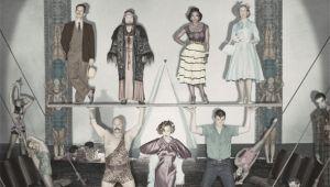 Se abre el telón: el 'Freak Show' de 'American Horror Story' está preparado