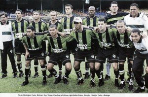 Em 45 anos, América-MG venceu o Cruzeiro apenas uma vez pelo Brasileirão