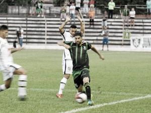 Com gols no segundo tempo, América-MG bate Democrata-GV e assume liderança do Mineiro