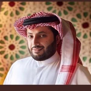 معالي المستشار تركي آل الشيخ : الي ما ياكل بيده ما يشبع