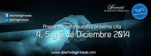 Listas las fechas para el Abierto Mexicano de Gimnasia
