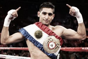 Amir Khan lines up winner takes all fight with Kell Brook