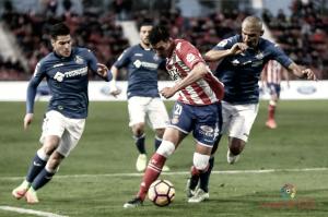 Getafe vs Girona, ensayo de Primera