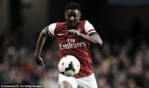 Arsenal youngster set for Ipswich loan