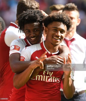 Introducing Arsenal's next generation who are set to make their name on the Europa League stage