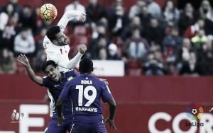 Amonestados del Málaga CF contra el Sevilla FC