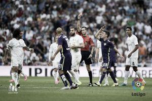 Amrabat sancionado pese a las alegaciones del Málaga CF