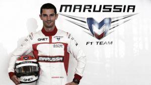 F1, Alexander Rossi al posto di Bianchi