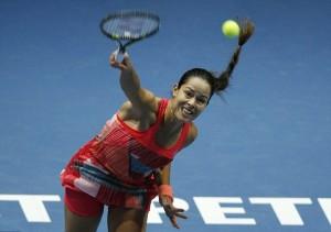 WTA St Petersburg: Ana Ivanovic Races Into Quarterfinals
