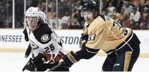 Western Conference Quarterfinal Preview: Anaheim Ducks - Nashville Predators