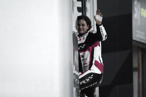 Ana Carrasco se rompe la clavícula en los últimos test de Jerez