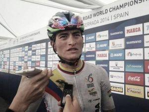 Winner Anacona, nuevas metas en 2015