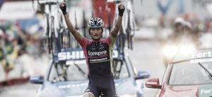 Vuelta 2014 : Anacona, Winner au sommet de la 9ème étape