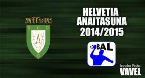 Helvetia Anaitasuna 2014/15