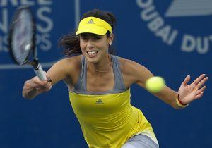 WTA Dubái: Segundo día de competición