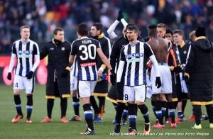 Udinese - Vince chi segna