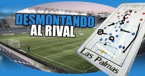 Desmontando al rival: UD Las Palmas