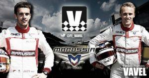 Marussia F1 Team: del cielo al más cruel de los infiernos
