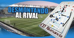 Desmontando al rival: CD Numancia