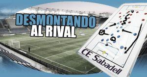 Desmontando al rival: CE Sabadell