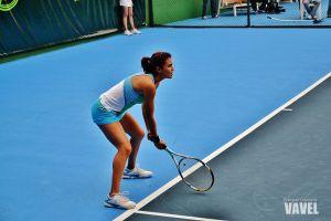 Frustrado debut mexicano en rama femenil del Abierto Mexicano de Tenis