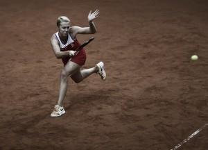 Fed Cup: Anastasia Pavlyuchenkova ousts Anastasija Sevastova in three sets, keeps Russia in contention