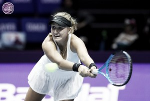 WTA St. Petersburg: Anastasia Potapova claims first WTA win of her career, ousts Tatjana Maria in straight sets