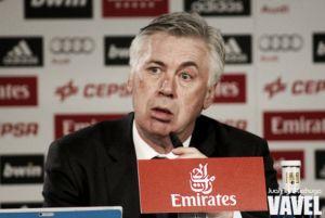 """Ancelotti: """"Estoy contento con la actitud del equipo"""""""