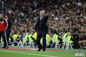"Ancelotti: ""Con o sin Modric y Bale daremos todo por pasar a semifinales"""