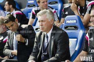 """Ancelotti, sobre Benzema: """"A veces es mejor pasar que marcar"""""""