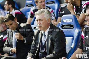 Ancelotti fija la vista en Miguel Muñoz y José Mourinho